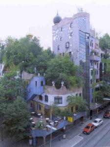 Kunterwasser House Intensive Green Roof